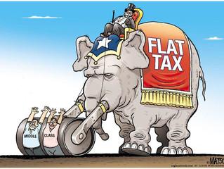 La Flat Tax dès 2018 ?