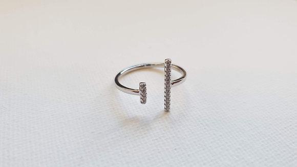 טבעת כסף 925