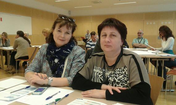 Вена. Март 2017 г. Семинар учителей