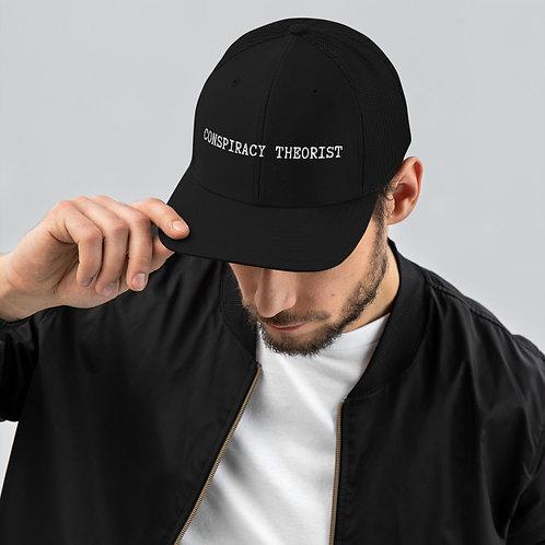 Conspiracy Theorist Trucker Cap