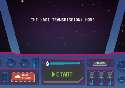 The Last Transmission: Home
