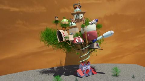 """""""Kids Next Door Treehous"""" by Noreen Lopez"""