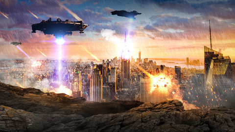 """""""Invasion"""" by Gio Javier"""