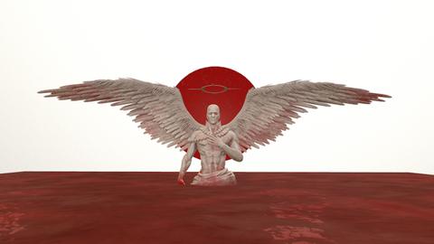 """""""Fallen Angel"""" by Arianne Sapalaran"""