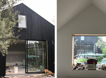 Project update: Swedish Summer House