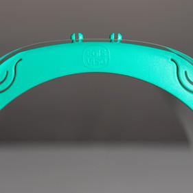 Egis Viso green face shield