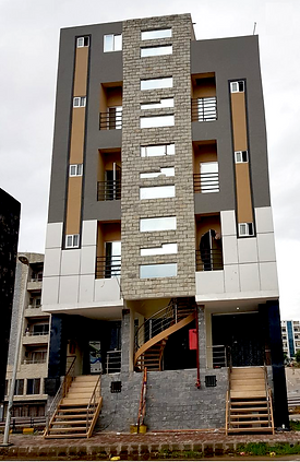 Commercial Tower 2 Completed By Paradigm Developers