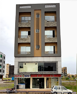 Completed Project By Paradigm Developers