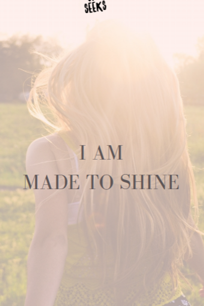 Made to Shine - Self Paced Personal Development Program