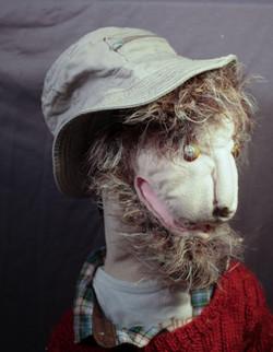 Jason - VT Sheepherder - close up