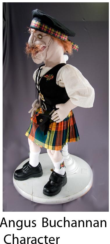 Angus Buchannan Highlander