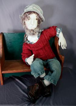 Character - Jason the VT Sheepherder