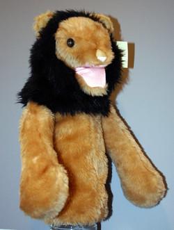 LION black mane