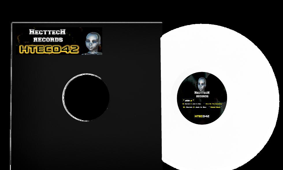 Hecttech Records 042 - Pre-order!!