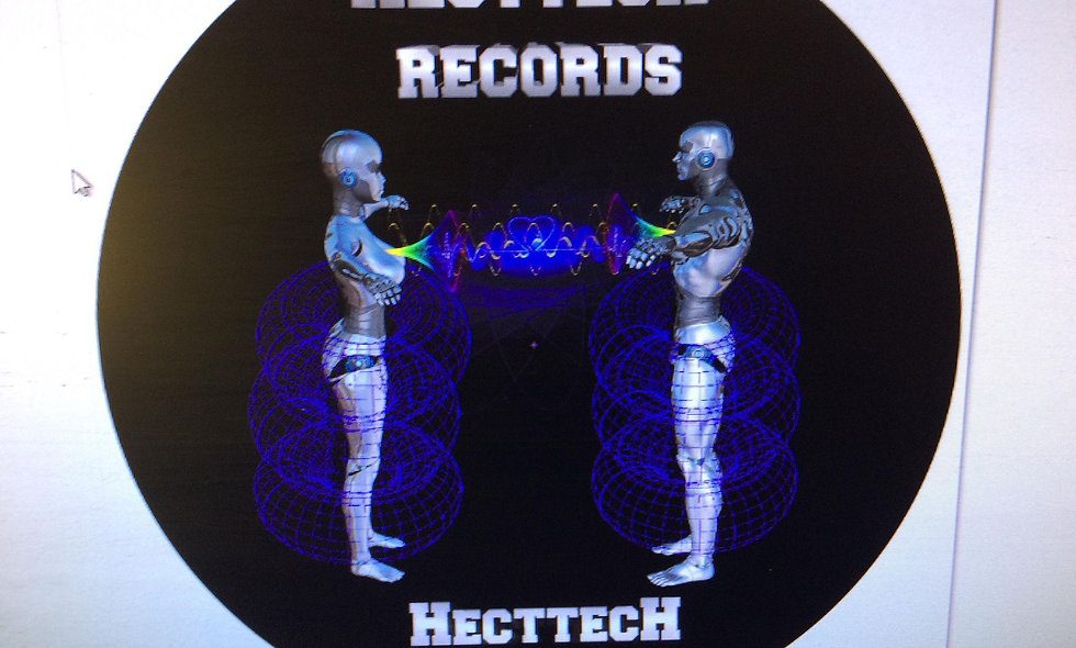 Limited Edition Hecttech Slipmats (1 x Pair )