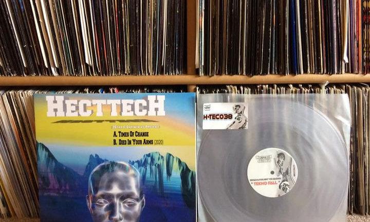 Limited Offer !! Buy Both H-TEC 037  + H-TEC 038 Vinyls