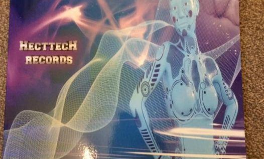 Hecttech Records 041 - Entity & Dune - Vinyl