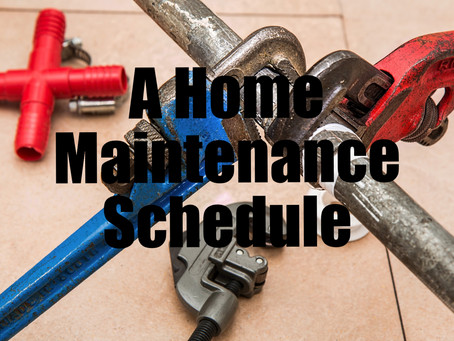 Do You Have A Reliable Home Maintenance Checklist?