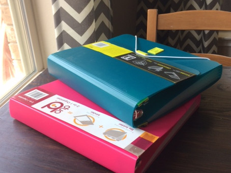 Samsill DUO & TRIO Organizer Review And Giveaway