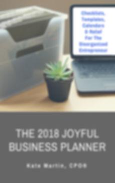 The Joyful Business Planner