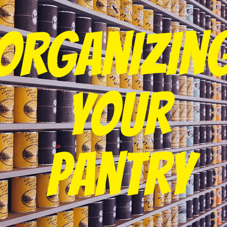 5 Fabulous Products To Help You Re-Do Your Pantry