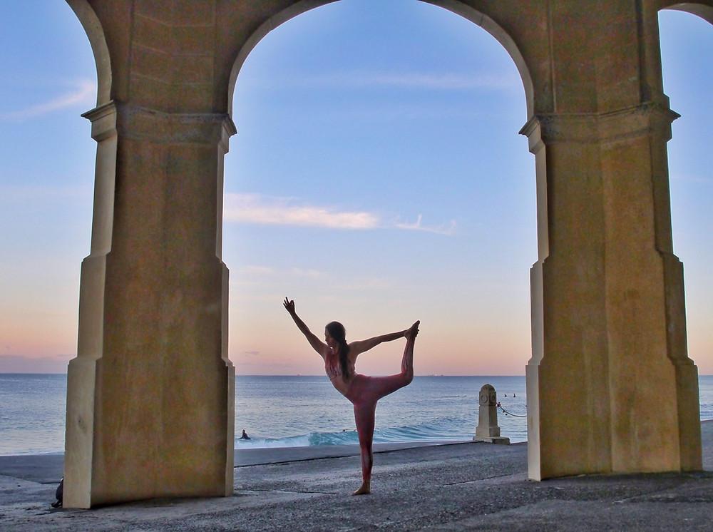 mindset, mentality, dancer pose, yoga, worthy, capable, deserving, mean girl, meditate, meditation, yoga