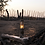 Thumbnail: Brass Bushlite Candle Lantern & Accessory Bag