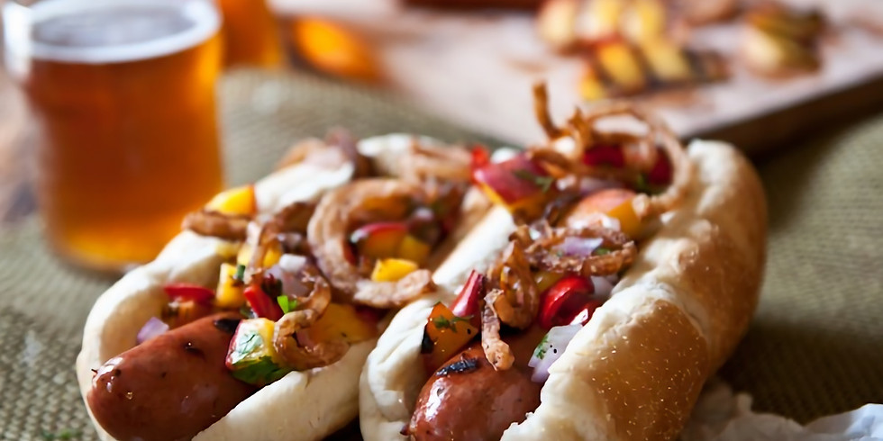 Brews and Brats - Contractor Lunch