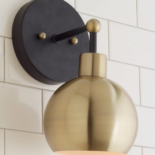 BUBBLE SCONCE