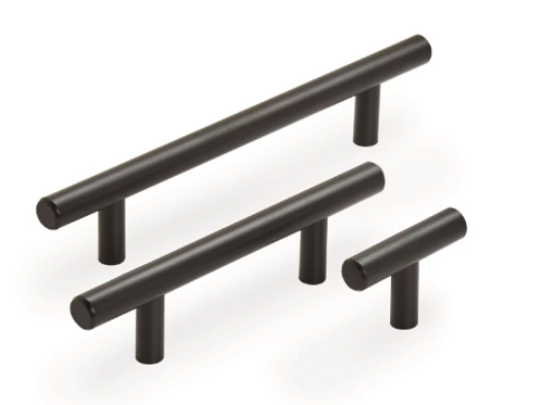 10-1/16 Inch Center to Center Bar Cabinet Pull
