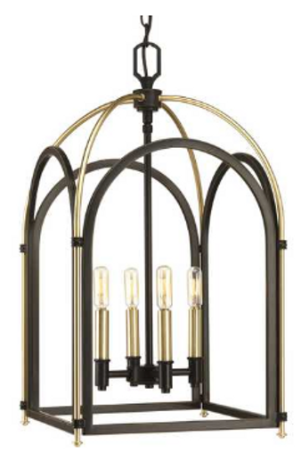 Westfall Collection Four-light Medium Foyer Pendant