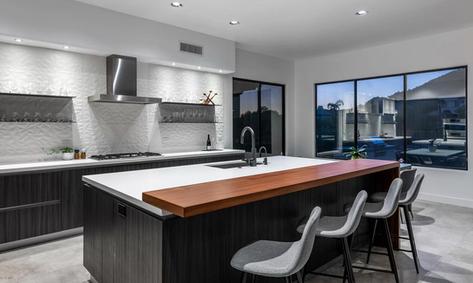 Biltmore Modern kitchen