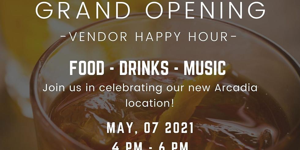 Design Lab's Vendor Happy Hour