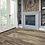 Thumbnail: Montagna Harvestwood 6 in. x 36 in. Glazed Porcelain Floor and Wall Tile (14.50