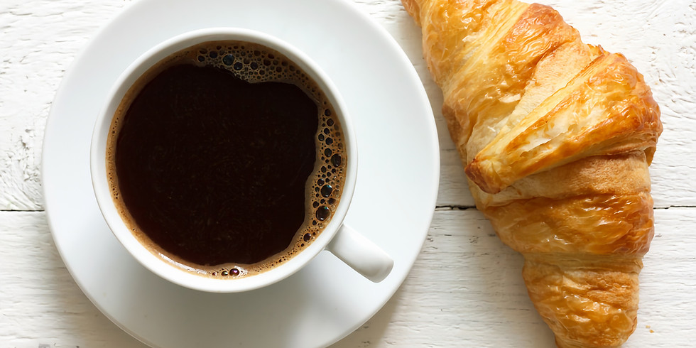 Coffee and Pastries - Builder Breakfast