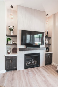 Phoenix Fireplace Redo