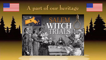The Salem Witch Trials (1862-1863)