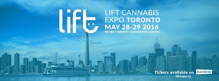 Lift Cannabis Expo: Toronto 2016 Review