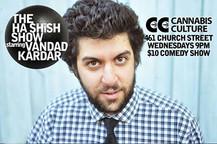 The 'Ha Shish' Show w/ Vandad Kardar: Opening Night - Review