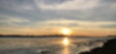 San Francisco Bay from Oakland, CA