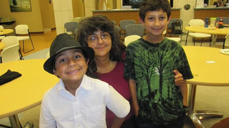 October 2nd, 2009 - Layla Azmi Goushey