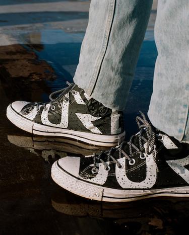 Converse Shoes - Cape Town Fashion Photography