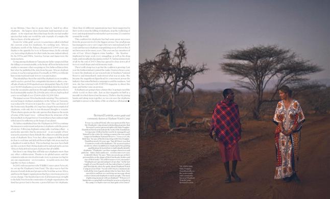 Porter Magazine Wildlife Photography in Kenya