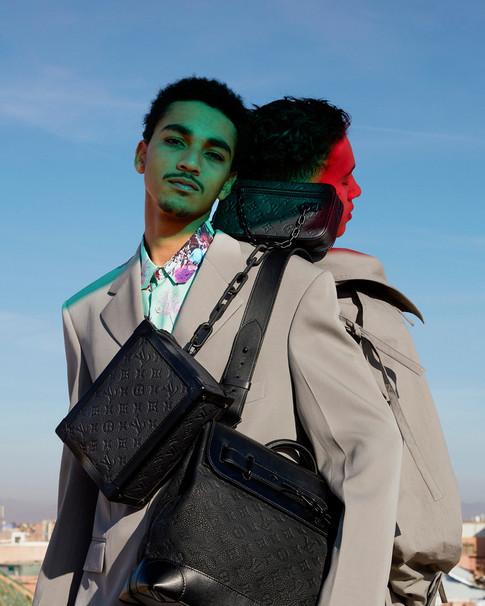Louis Vuitton Morocco Fashion Shoot