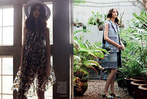 UK Harpers Bazaar Kenya
