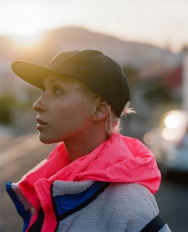 Converse fashion photoshoot Cape Town