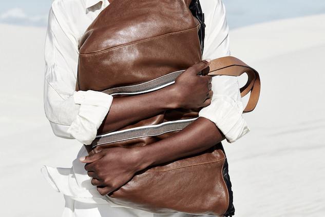 Brunello Cucinelli bag - Cape Town Production