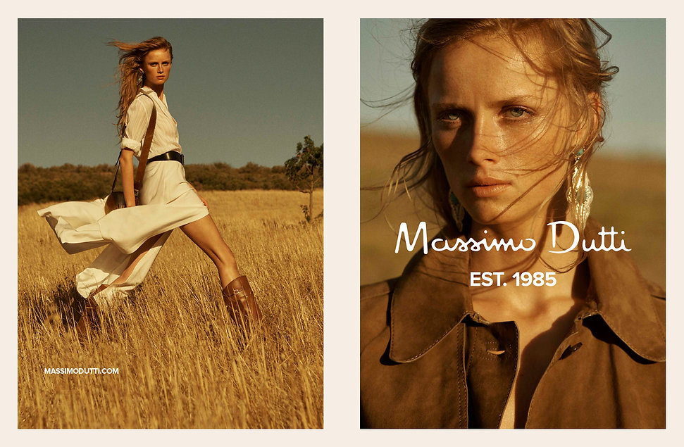 Massimo Dutti fashion photography - Produced by Kent & Co. Productions and Telmo Saldana
