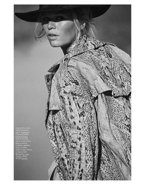 French Vogue - Photographed and Produced in Cape Town