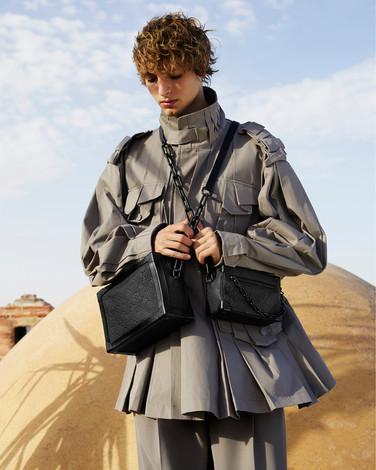 Louis Vuitton fashion campaign - Footprints production